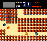 The Legend of Zelda NES 57
