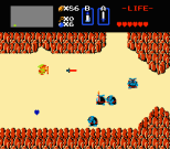 The Legend of Zelda NES 58