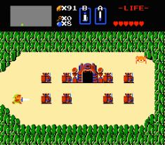 The Legend of Zelda NES 59