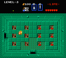 The Legend of Zelda NES 60