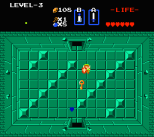 The Legend of Zelda NES 63