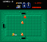 The Legend of Zelda NES 64