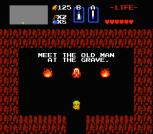 The Legend of Zelda NES 65
