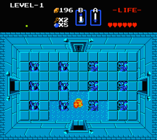 The Legend of Zelda NES 67