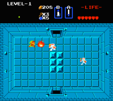 The Legend of Zelda NES 70