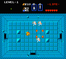 The Legend of Zelda NES 71