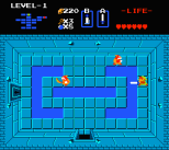 The Legend of Zelda NES 76