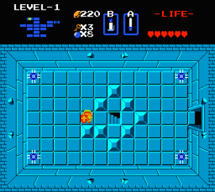 The Legend of Zelda NES 77