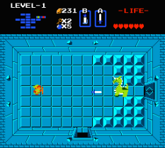 The Legend of Zelda NES 81