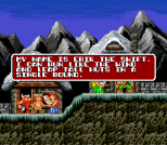 The Lost Vikings SNES 002