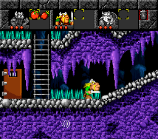 The Lost Vikings SNES 064