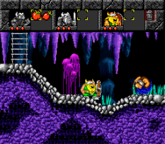 The Lost Vikings SNES 065