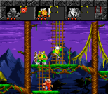 The Lost Vikings SNES 082