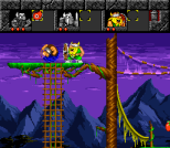 The Lost Vikings SNES 083