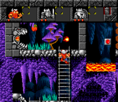 The Lost Vikings SNES 088