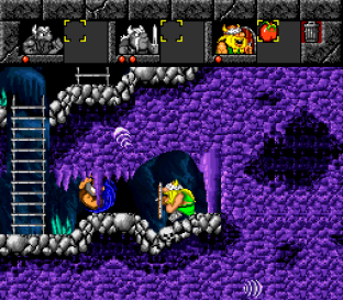 The Lost Vikings SNES 089