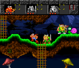 The Lost Vikings SNES 093