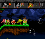 The Lost Vikings SNES 094