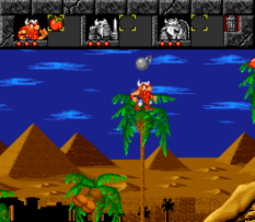 The Lost Vikings SNES 099