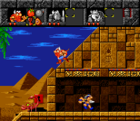 The Lost Vikings SNES 102