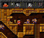 The Lost Vikings SNES 105
