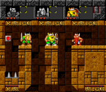 The Lost Vikings SNES 107