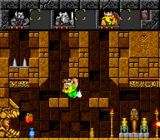 The Lost Vikings SNES 108