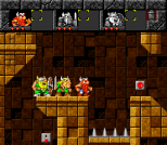 The Lost Vikings SNES 113