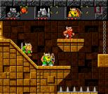 The Lost Vikings SNES 114