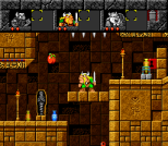 The Lost Vikings SNES 118