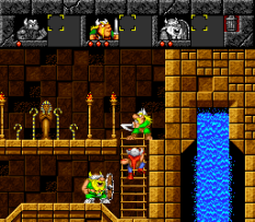 The Lost Vikings SNES 120