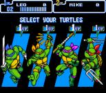 Turtles IV - Turtles In Time SNES 02