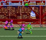 Turtles IV - Turtles In Time SNES 07