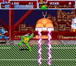 Turtles IV - Turtles In Time SNES 13