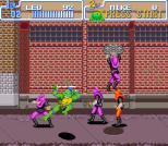 Turtles IV - Turtles In Time SNES 24