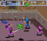 Turtles IV - Turtles In Time SNES 29