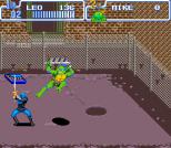 Turtles IV - Turtles In Time SNES 30