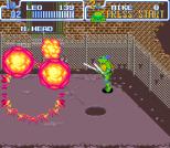 Turtles IV - Turtles In Time SNES 35