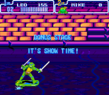 Turtles IV - Turtles In Time SNES 37