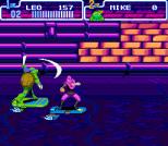 Turtles IV - Turtles In Time SNES 38