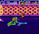 Turtles IV - Turtles In Time SNES 40