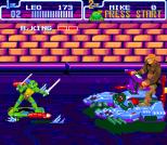 Turtles IV - Turtles In Time SNES 46