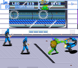 Turtles IV - Turtles In Time SNES 52