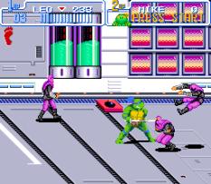 Turtles IV - Turtles In Time SNES 54
