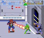 Turtles IV - Turtles In Time SNES 58
