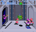 Turtles IV - Turtles In Time SNES 61
