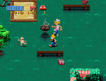 Zombies Ate My Neighbors SNES 04