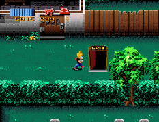 Zombies Ate My Neighbors SNES 10