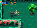 Zombies Ate My Neighbors SNES 25