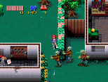 Zombies Ate My Neighbors SNES 30